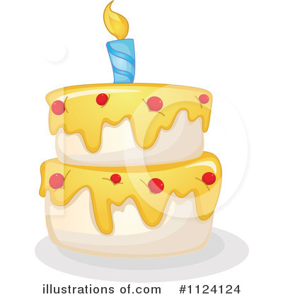 Birthday Clipart #1124124 by Graphics RF