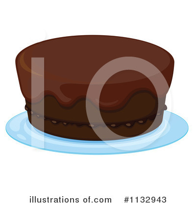 Royalty-Free (RF) Cake Clipart Illustration by colematt - Stock Sample ...