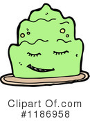 Cake Clipart #1186958 by lineartestpilot