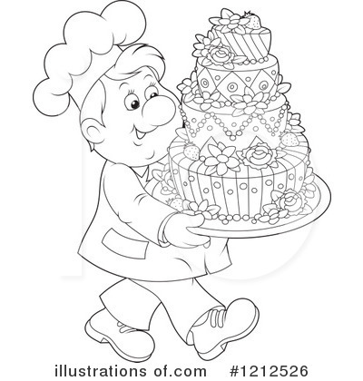 Chef Clipart #1212526 by Alex Bannykh