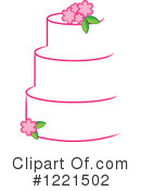 Cake Clipart #1221502 by Pams Clipart