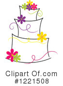 Cake Clipart #1221508 by Pams Clipart