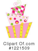 Cake Clipart #1221509 by Pams Clipart