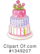 Cake Clipart #1349207 by merlinul