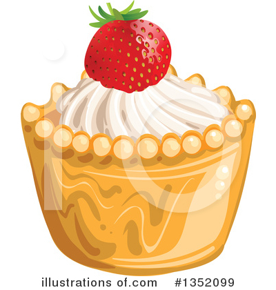 Strawberry Clipart #1352099 by merlinul