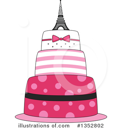 Cake Clipart #1352802 by BNP Design Studio