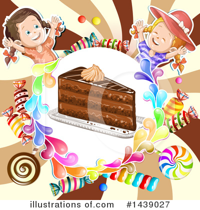 Cake Clipart #1439027 by merlinul