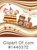 Royalty-Free (RF) Cake Clipart Illustration #1440372