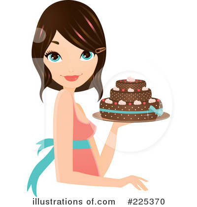 Baker Clipart #225370 by Melisende Vector
