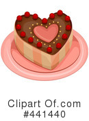Royalty-Free (RF) Cake Clipart Illustration #441440