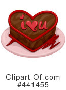 Royalty-Free (RF) Cake Clipart Illustration #441455