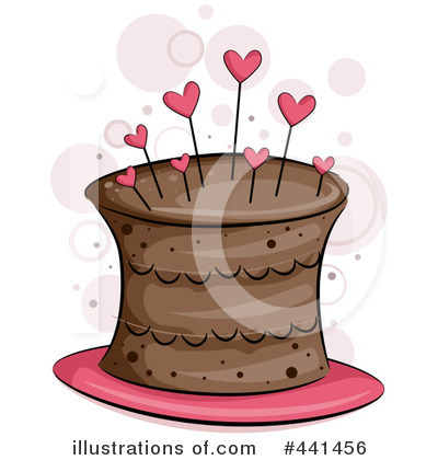 Cake Clipart #441456 by BNP Design Studio