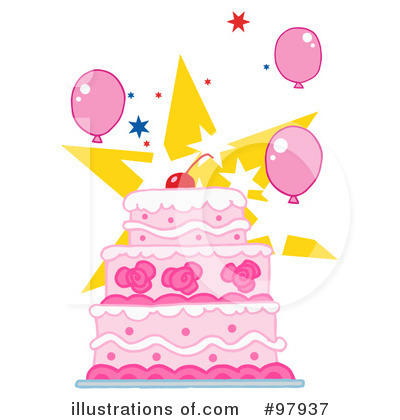 Balloons Clipart #97937 by Hit Toon