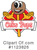 Royalty-Free (RF) Cake Pop Clipart Illustration #1123826