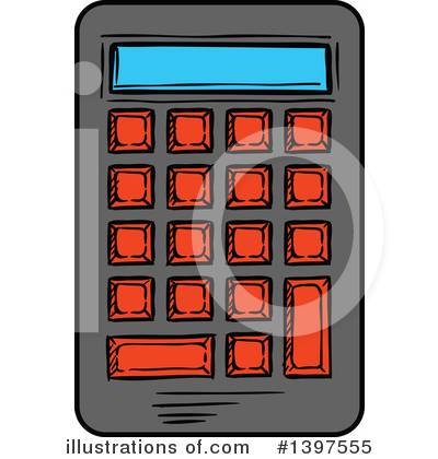 Math Clipart #1397555 by Vector Tradition SM