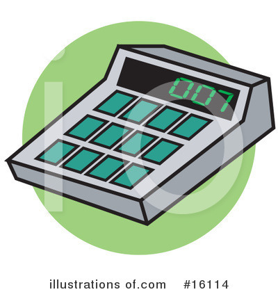 Finance Clipart #16114 by Andy Nortnik