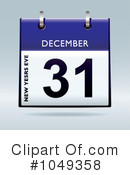 Calendar Clipart #1049358 by michaeltravers