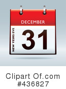 Calendar Clipart #436827 by michaeltravers