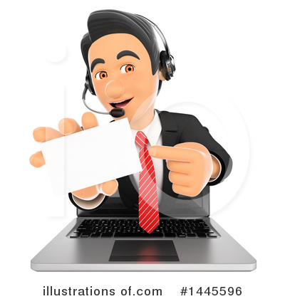 Laptop Clipart #1445596 by Texelart
