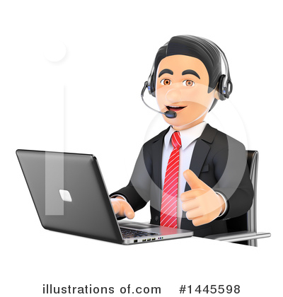 Laptop Clipart #1445598 by Texelart