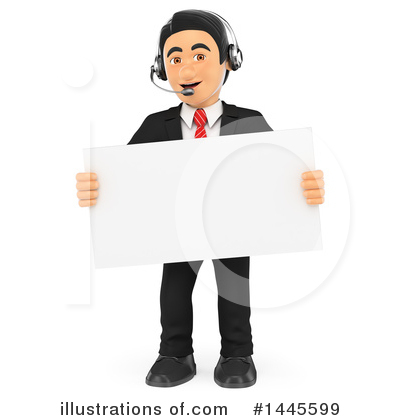 Call Center Clipart #1445599 by Texelart