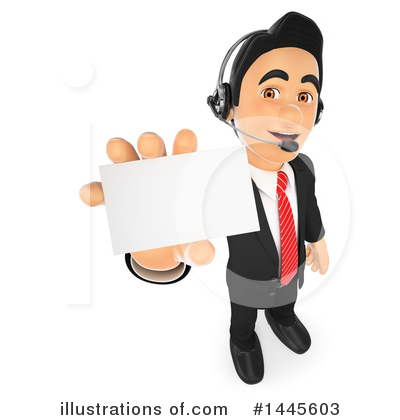 Call Center Clipart #1445603 by Texelart