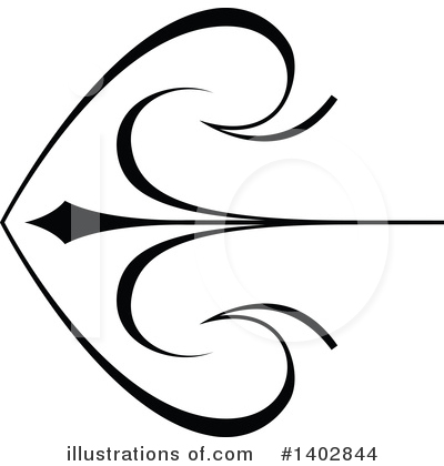 Calligraphic Clipart #1402844 by dero