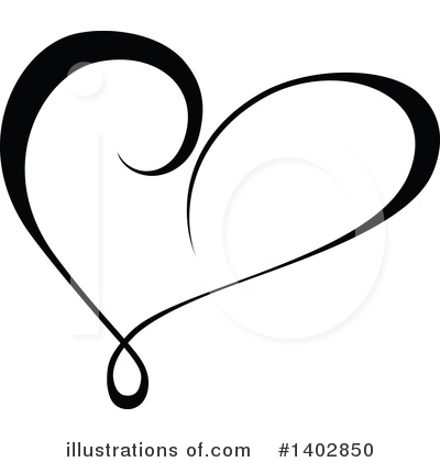 Royalty-Free (RF) Calligraphic Clipart Illustration by dero - Stock Sample #1402850