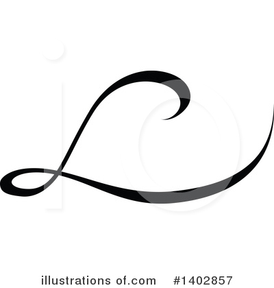 Calligraphic Clipart #1402857 by dero