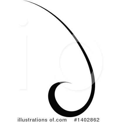Calligraphic Clipart #1402862 by dero