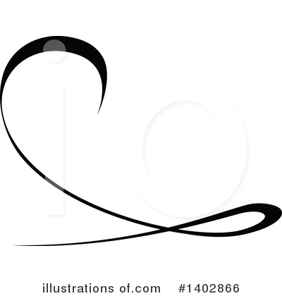 Calligraphic Clipart #1402866 by dero