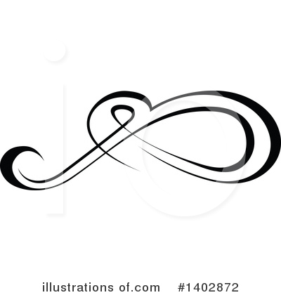 Calligraphic Clipart #1402872 by dero