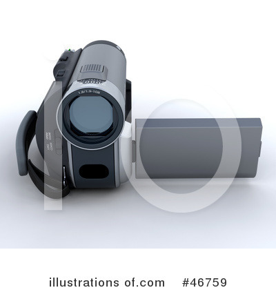 Camcorder Clipart #46759 by KJ Pargeter