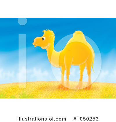 Camel Clipart #1050253 by Alex Bannykh
