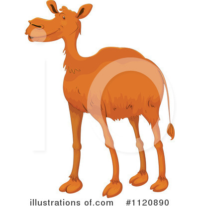 Camel Clipart #1120890 by Graphics RF