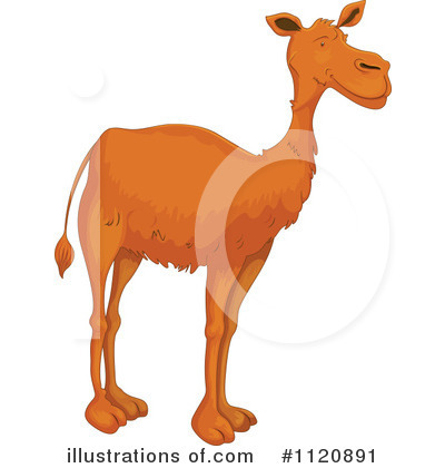 Camel Clipart #1120891 by Graphics RF