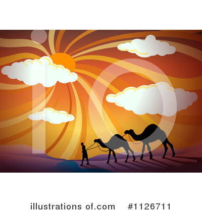 Camel Clipart #1126711 by Graphics RF