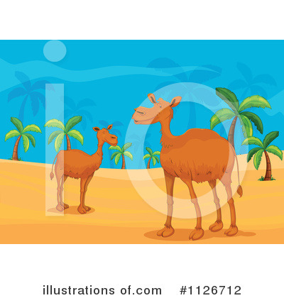 Camel Clipart #1126712 by Graphics RF