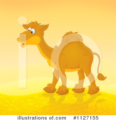 Camel Clipart #1127155 by Alex Bannykh