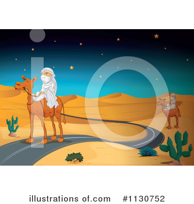Camel Clipart #1130752 by Graphics RF