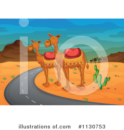 Camel Clipart #1130753 by Graphics RF