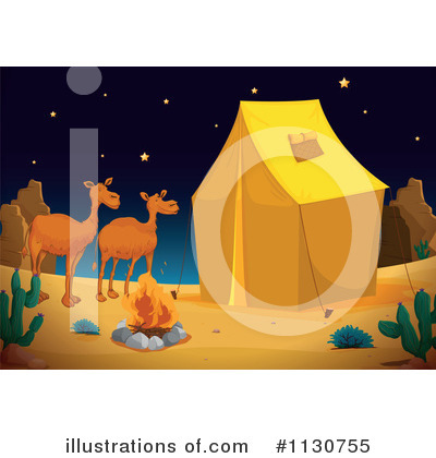 Camel Clipart #1130755 by Graphics RF