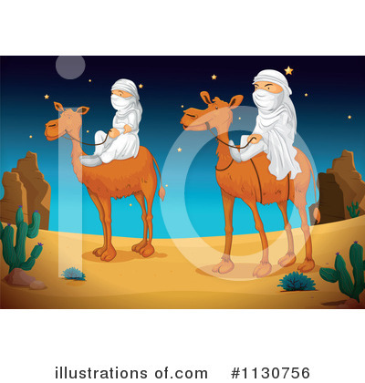 Camel Clipart #1130756 by Graphics RF