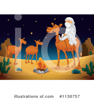 Camel Clipart #1130757 by Graphics RF