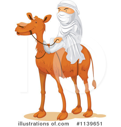 Camel Clipart #1139651 by Graphics RF