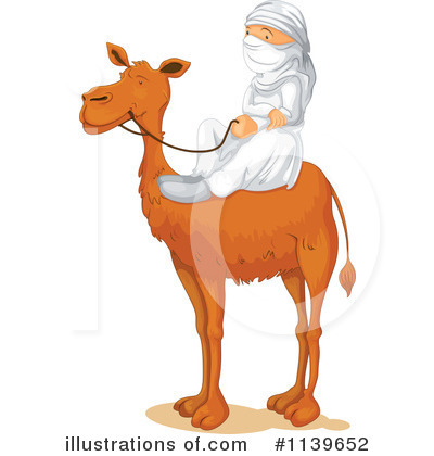 Camel Clipart #1139652 by Graphics RF
