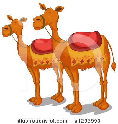 Camel Clipart #1295990 by Graphics RF