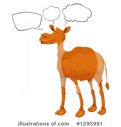 Camel Clipart #1295991 by Graphics RF