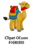 Camel Clipart #1680500 by AtStockIllustration