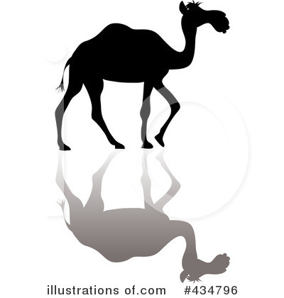 Camel Clipart #434796 by Pams Clipart